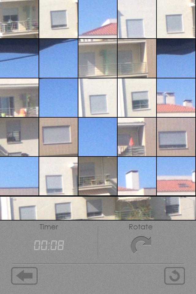 Screenshot Live video puzzle